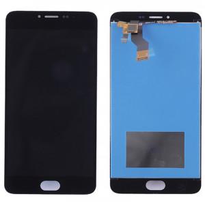 Οθόνη με Touch Panel OEM για Meizu M3 Note M681H - Μαύρο