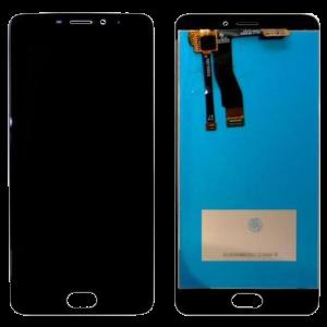 Οθόνη με Touch Panel OEM για Meizu M5 Note - Μαύρο