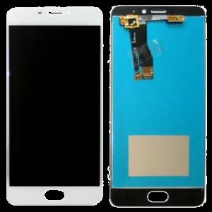 Οθόνη με Touch Panel OEM για Meizu M5 Note - Άσπρο