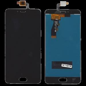 Οθόνη με Touch Panel OEM για Meizu M5s - Μαύρο