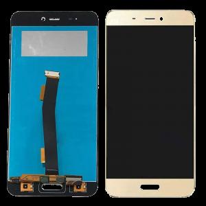 Οθόνη με Touch Panel OEM για Xiaomi Mi 5 - Χρυσό