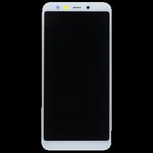 Οθόνη LCD με Touch Panel και Mid-Frame για Xiaomi Mi A2 - Άσπρο