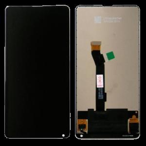 Οθόνη LCD με Touch Panel και Mid-Frame για Xiaomi Mi Mix 2s - Μαύρο