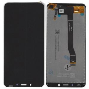 Οθόνη με Touch Panel OEM για Xiaomi Redmi 6 - Μαύρο