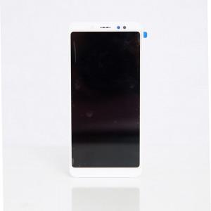 Γνήσια Οθόνη LCD με Touch Panel και Mid-Frame για Xiaomi Redmi Note 5 - Άσπρο