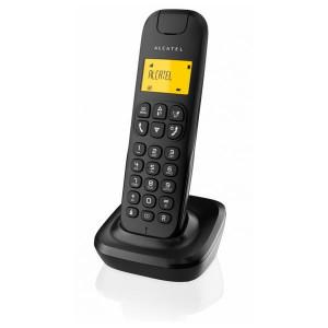 Ασύρματο Τηλέφωνο Alcatel D-135 DECT - Μαύρο