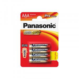 Μπαταρία Αλκαλική Panasonic Pro Power LR03 AAA