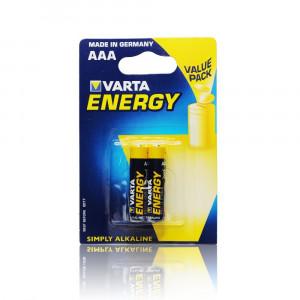Μπαταρία Αλκαλική VARTA R3 AAA Energy