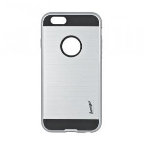 Θήκη Beeyo Armor Back Cover για Apple iPhone 8 - Ασημί