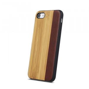 Θήκη Beeyo Wooden No2 για Huawei P10 - Καφέ