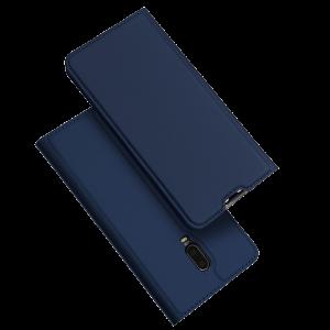 Θήκη DUX DUCIS Skin Pro Flip με Πορτάκι για OnePlus 6T - Μπλε