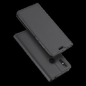 Θήκη DUX DUCIS Skin Pro Flip με Πορτάκι για Xiaomi Mi MAX 3 - Γκρι