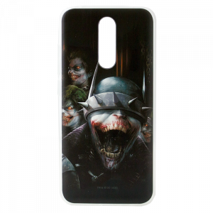 Θήκη TPU Back Cover Batman Who Laughs 003 για Xiaomi Redmi 8