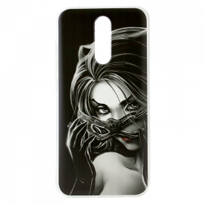 Θήκη TPU Back Cover Catwoman 004 για Xiaomi Redmi 8