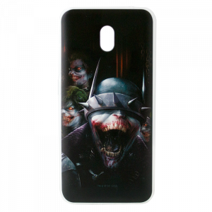 Θήκη TPU Back Cover Batman Who Laughs 003 για Xiaomi Redmi 8A