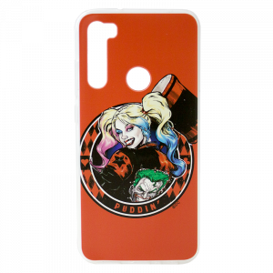 Θήκη TPU Back Cover Harley Quinn 002 για Xiaomi Redmi Note 8