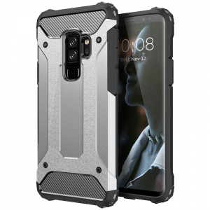 Θήκη Forcell Armor Back Cover για Samsung Galaxy S9 Plus - Γκρι