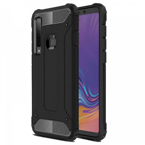 Θήκη Forcell Armor Back Cover για Samsung Galaxy A9 2018 - Μαύρο