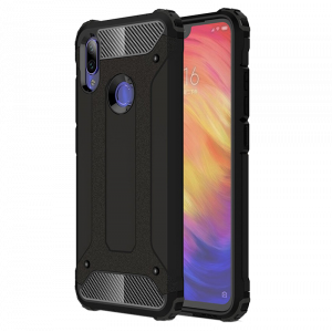 Θήκη Forcell Armor Back Cover για Xiaomi Redmi Note 7 - Μαύρο