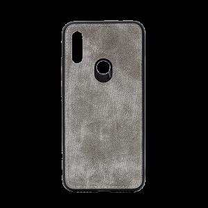 Θήκη Forcell Denim για Xiaomi Redmi Note 7 - Γκρι