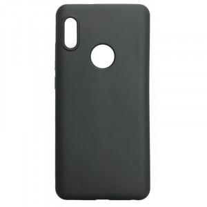 Θήκη Σιλικόνης Back Cover Jelly Flash Mat για Xiaomi Redmi Note 5 Ai - Μαύρο