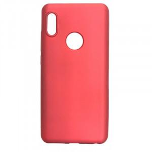 Θήκη Σιλικόνης Back Cover Jelly Flash Mat για Xiaomi Pocophone F1 - Κόκκινο