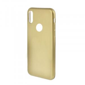 Θήκη Σιλικόνης Back Cover Jelly Flash Mat για Xiaomi Redmi Note 5 Ai - Χρυσό