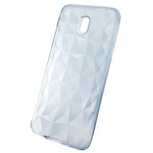 Θήκη Forcell PRISM Σιλικόνης Back Cover για Samsung Galaxy J3 (2017) - Διάφανο