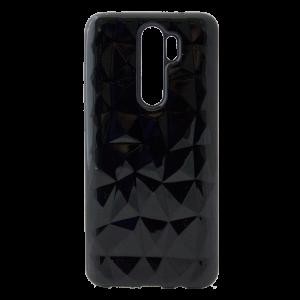 Θήκη Forcell PRISM Σιλικόνης Back Cover για Xiaomi Redmi Note 8 Pro - Μαύρο