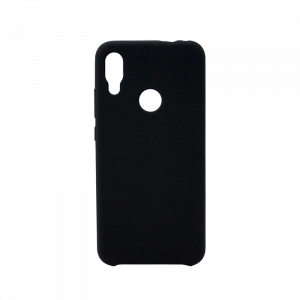 Θήκη Forcell Silicone Back Cover για Xiaomi Redmi Note 7 - Μαύρο