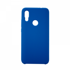Θήκη Forcell Silicone Back Cover για Xiaomi Redmi 7 - Μπλε