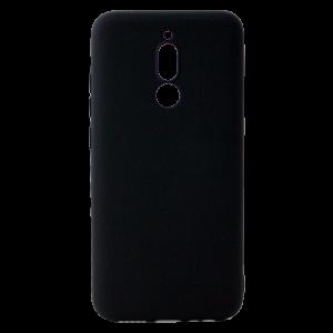 Θήκη Forcell Silicone Lite για Xiaomi Redmi 8 - Μαύρο