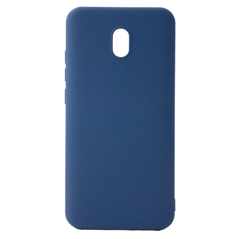 Θήκη Forcell Silicone Lite για Xiaomi Redmi 8A - Μπλε