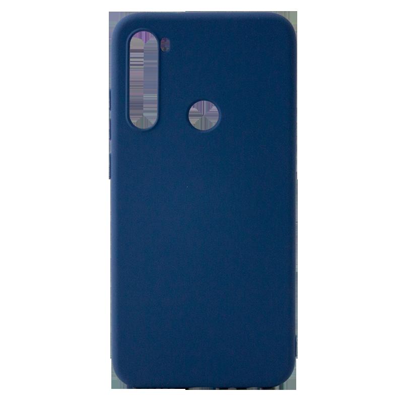 Θήκη Forcell Silicone Lite για Xiaomi Redmi Note 8 - Μπλε