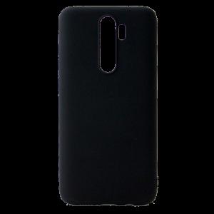 Θήκη Forcell Silicone Lite για Xiaomi Redmi Note 8 Pro - Μαύρο