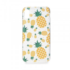 Θήκη Forcell Summer Pineapple Σιλικόνης Back Cover για Xiaomi Redmi Note 5 Ai