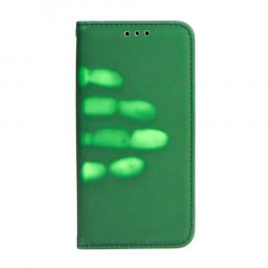 Θήκη Forcell Thermo Book Flip με Μαγνητικό Πορτάκι για Xiaomi Redmi 4X - Πράσινο