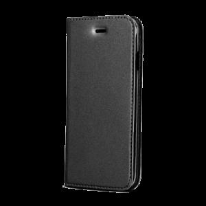 Θήκη Flip με Πορτάκι Smart Premium για Huawei P9 Lite Mini - Μαύρο