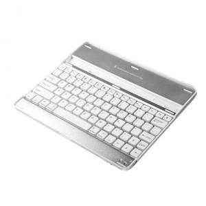 Ασύρματο Bluetooth Πληκτρολόγιο για Ιpad - Ασημί