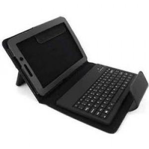 Θήκη με Ασύρματο Bluetooth Πληκτρολόγιο για Ιpad Mini - Μαύρο