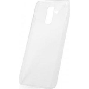Θήκη Σιλικόνης Ultra Slim 0.3mm για Samsung A6 Plus 2018 - Διάφανο