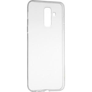 Θήκη Σιλικόνης Ultra Slim 0.3mm για Samsung J8 2018 - Διάφανο