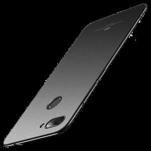 Θήκη MSVII Simple Ultra Thin Back Cover για Xiaomi Mi 8 Lite - Μαύρο