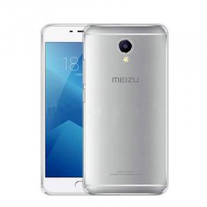 Θήκη Σιλικόνης για Meizu M5 Note - Διάφανη