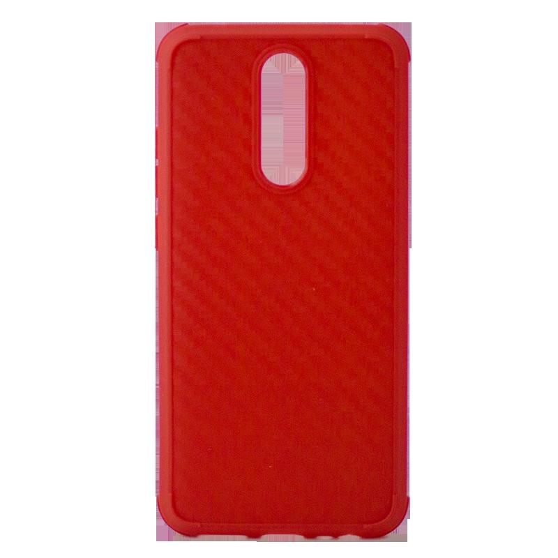 Θήκη Roar Armor Carbon για Xiaomi Redmi 8 - Κόκκινο