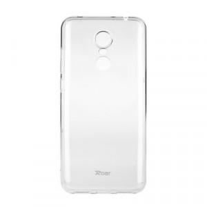 Θήκη Roar Colorful Jelly Back Cover για Xiaomi Redmi 5 Plus - Διάφανο