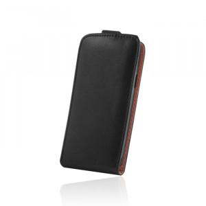 Θήκη flip Sligo Plus New Case για iPhone 7/8 - Μαύρο