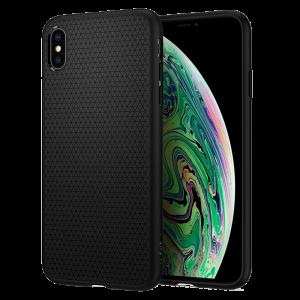 Θήκη Spigen Liquid Air για Apple iPhone XS MAX - Μαύρο