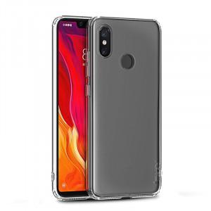 Θήκη iPaky Effort και Tempered Glass 9H Προστασία Οθόνης για Xiaomi Mi A2 - Διάφανο