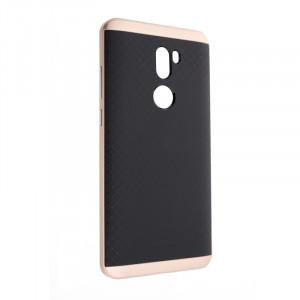 Θήκη iPaky Premium TPU PC για Xiaomi Mi 5s Plus - Μαύρο/Χρυσό Ροζ